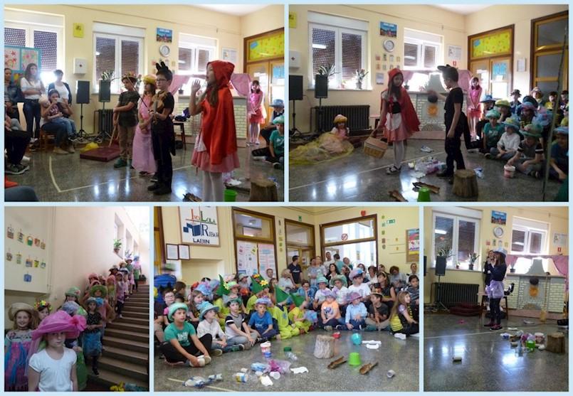 1.MAJ d.o.o. nagradio školarce izletom i predstavom