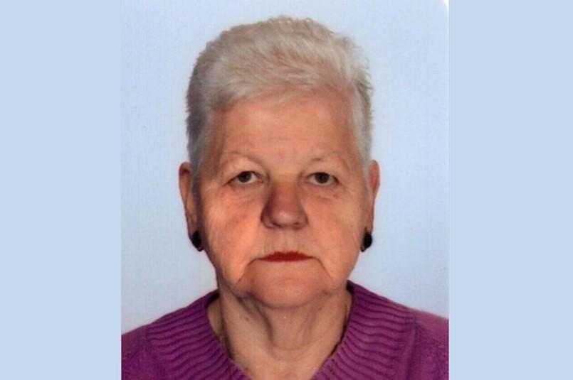 Vanda Franković iz Labina nestala prije tri tjedna