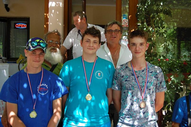 U Prtlogu  održano prvenstvo Istarske županije za kategoriju U16 štap obala