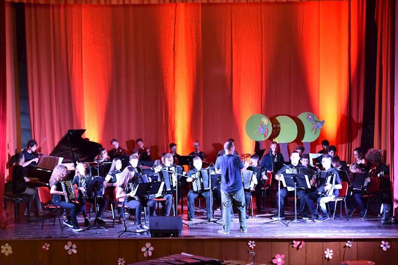 Održan tradicionalni završni koncert učenika Umjetničke škole Matka Brajše Rašana