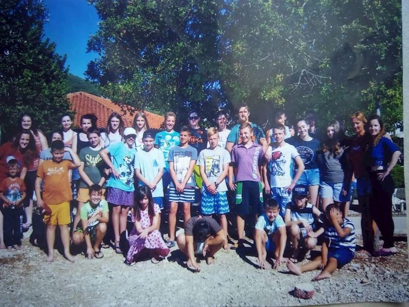 Poziv djece s područja Općine Pićan za upis u školu plivanja