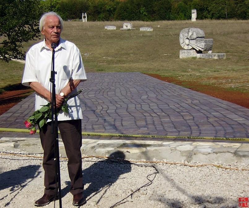 Josip Diminić počasni član Udruge Mediteranski kiparski simpozij