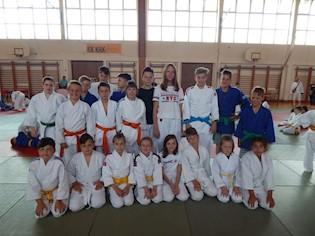 """Natjecatelji judo kluba Ippon nastupili su na 28. Međunarodnom """"Turniru prijateljstva"""" na Krku"""
