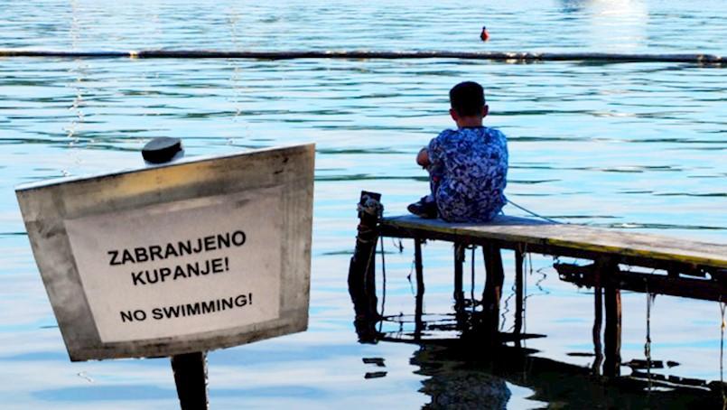 """FOTO GALERIJA – Uništeni Raški zaljev: """"Evo što ostavljamo svojoj djeci!"""""""