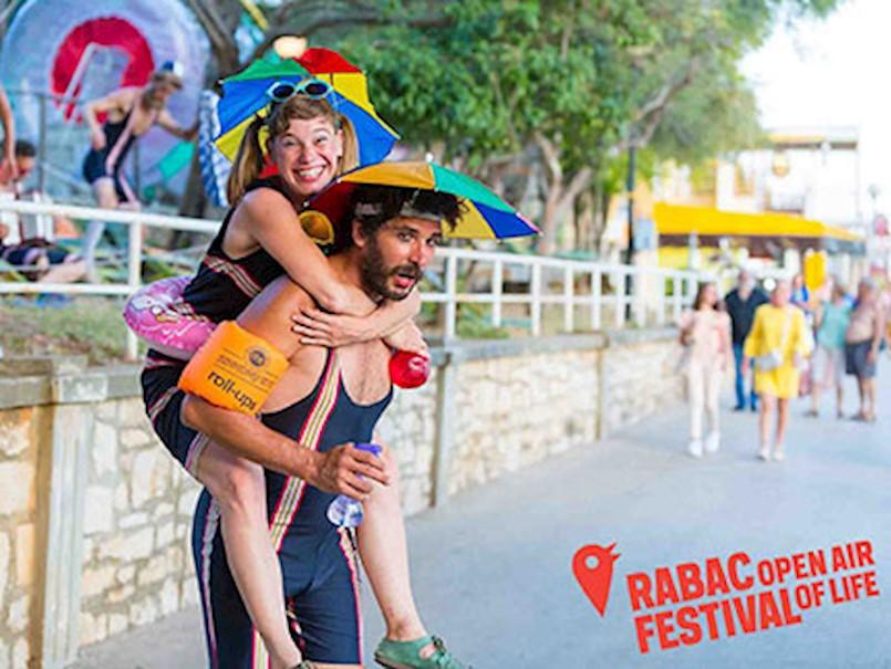[NAJAVA]  3. Rabac Open Air Festival, Rabac, 16. 6. - 30. 8.