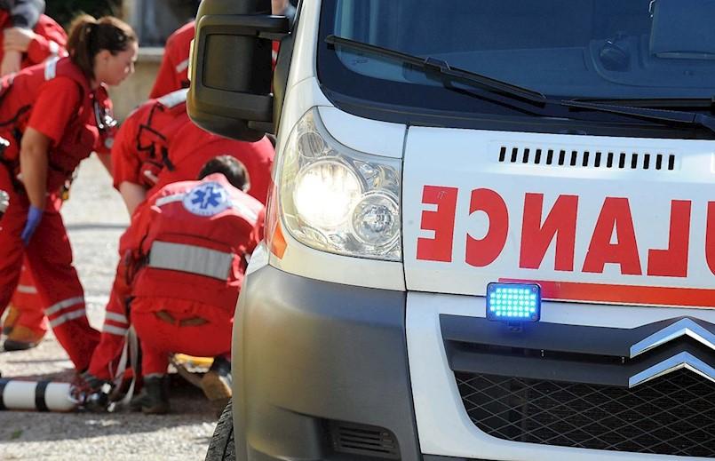 U tri prometne nesreće dvije osobe teško, a jedna lakše ozlijeđena