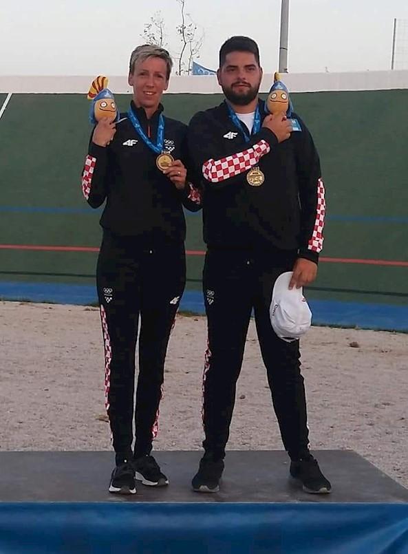 Nives Jelovica (BK Labin) osvojila zlatno na Mediteranskim igrama