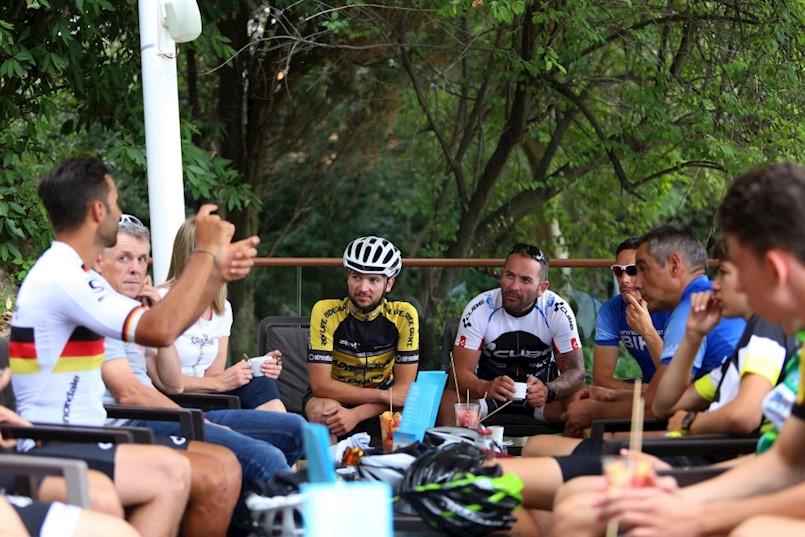 Čak 50 sudionika prvog bike kampa Manuela Fumića, jedne od najvećih zvijezda brdskog biciklizma