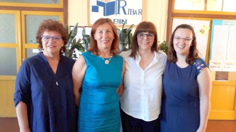 """OŠ """"Ivo Lola Ribar"""" - Promovirane četiri učiteljice s ciljem porasta kvalitete rada škole"""