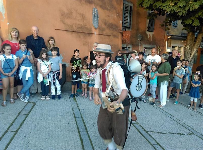 Dječji smijeh, magija i ludorije ispunile Stari grad