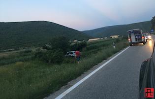 Na prometnicama Labinštine ovog vikenda tri prometne nesreće