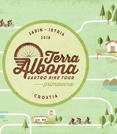 Gastro-biciklistička manifestacija Terra Albona