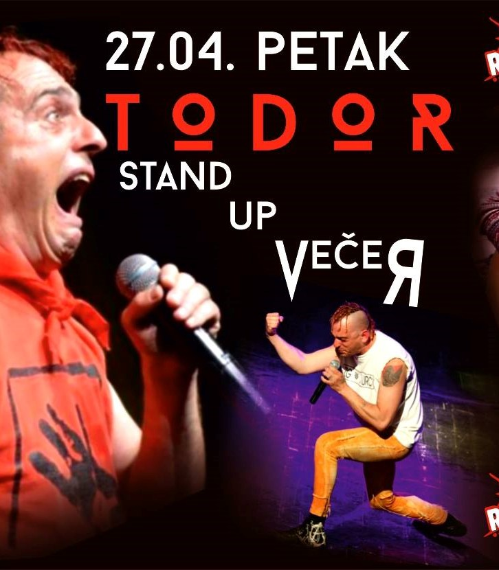 Todor Stand Up Show
