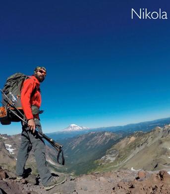 Predavanje: Nikola Horvat – 4300 km Pacific Crest Trailom na nogama
