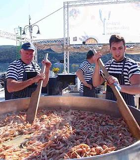 3. festival kvarnerskog škampa