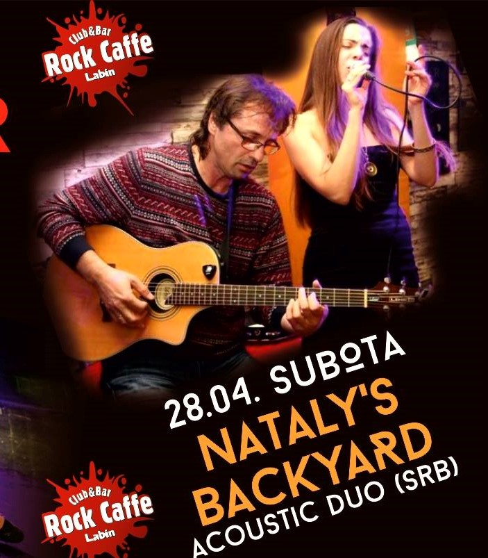 NATALY'S BACKYARD - acoustic duo