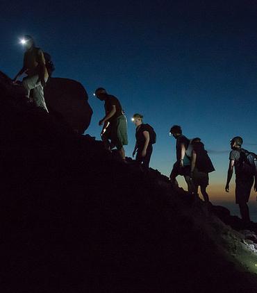 11. tradicionalni noćni pohod na Skitaču - Pozdrav proljeću