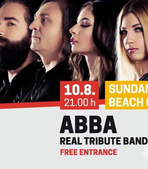 Sundance Tribute Festival - Abba Tribute Band