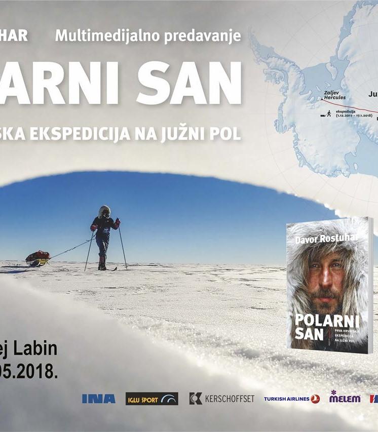 Predavanje `Polarni san` - Davor Rostuhar