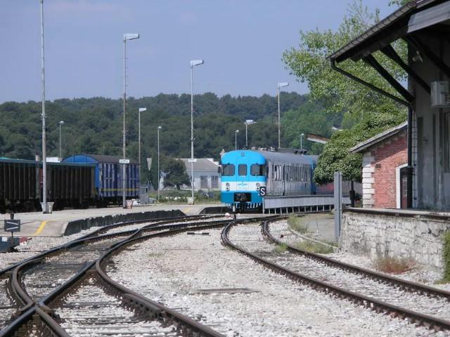Inicijativa: Željeznicom spojite Istru s Hrvatskom i Europom