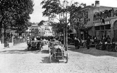 Povijest istarskog automobilizma