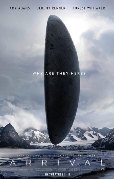 Filmoteka: Arrival / Dolazak (2016)