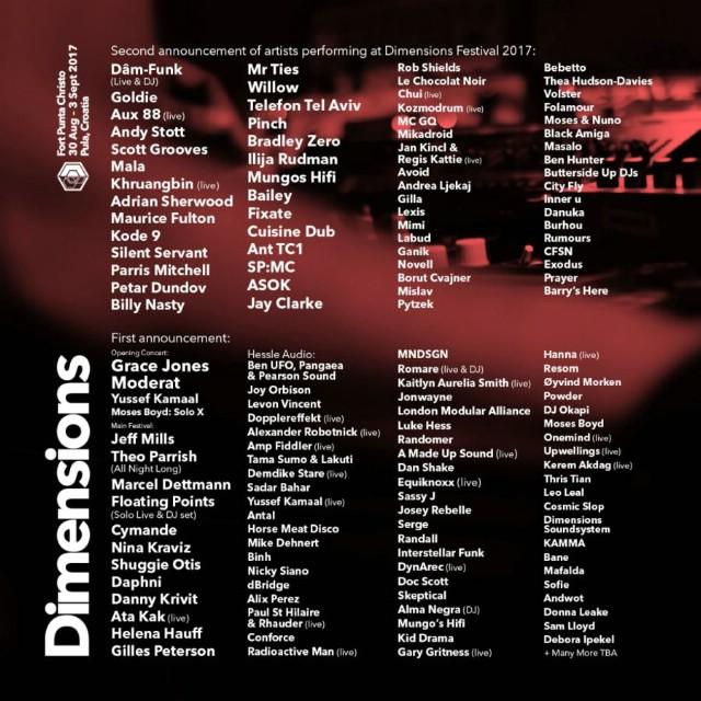 Preko 120 izvođača na Dimensions festivalu u Puli, epicentru svjetske elektroničke scene