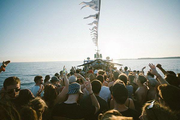 Više od 20 party brodova u morskoj avanturi Dimensions festivala