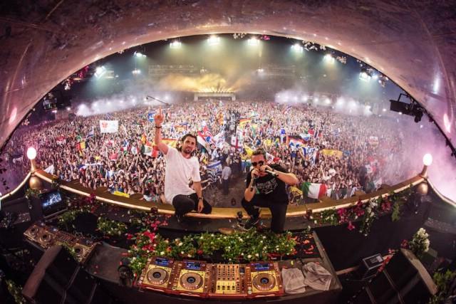 Dimitri Vegas & Like Mike – globalna glazbena senzacija otvara MTV SummerBlast u Poreču
