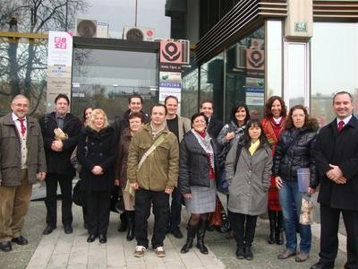 Ekonomisti labinske Srednje škole u EU LdV projektu SELPRAF