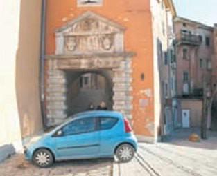 Parkiranje na turističku razglednicu