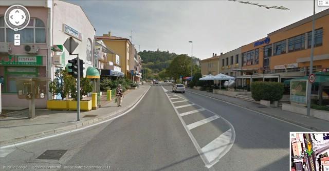 I Labin u Google Street Viewu – pogledajte detalje našeg grada u 360 stupnjeva