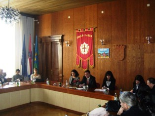 Labinski gradonačelnik priredio prijem za novinare