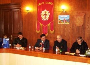 Labinski gradonačelnik primio labinske svećenike