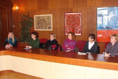 Okrugli stol o projektu Centar za pomoć starijim osobama
