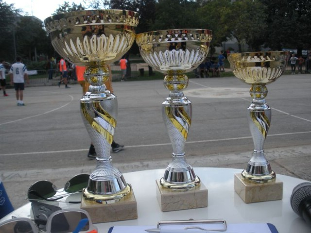 Iz crnog kuta: Kature Street Futsal - Europski tjedan mobilnosti 2013.