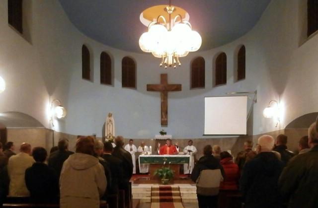 U crkvi svetog Franje postavljena spomen ploča žrtvama Vukovara i svim stradalnicima Domovinskog rata