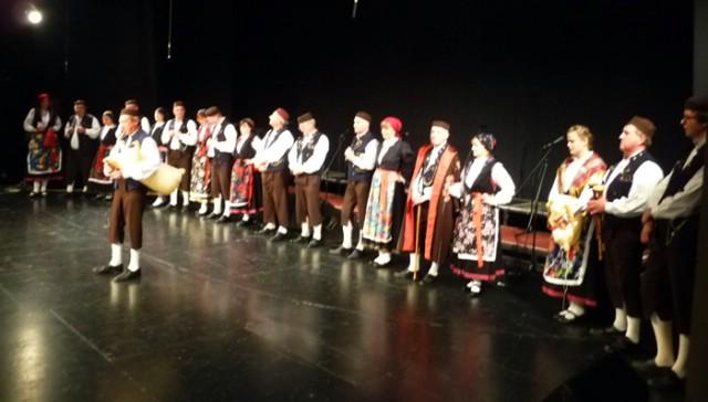 RKUD Rudar nastupao u Istarskom narodnom kazalištu u Puli