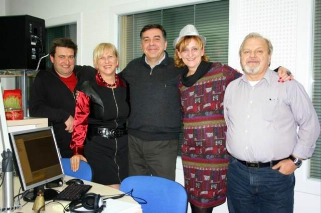 Labinski gradonačelnik u novogodišnjoj noći posjetio dežurne službe