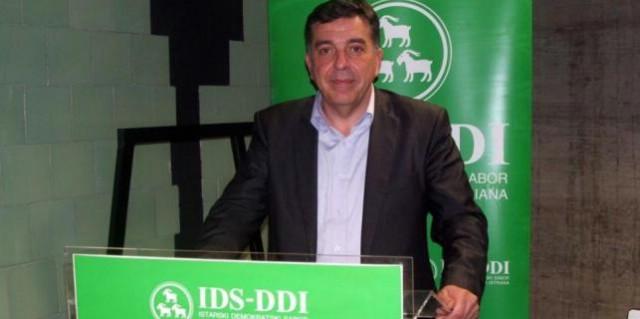 Tulio Demetlika predsjednik Savjeta IDS-a