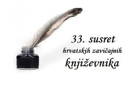 Rina Miletić i Josip Pino Knapić na 33. Susretu hrvatskih zavičajnih književnika