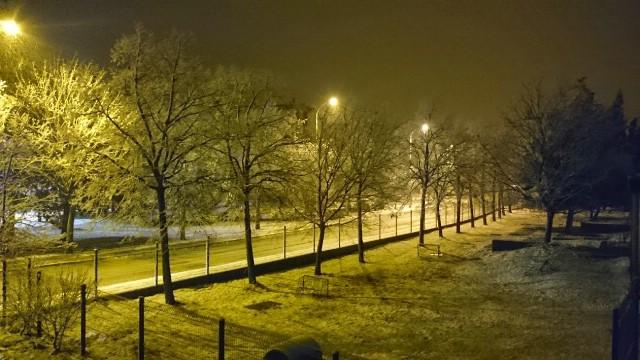 Snijeg pada u većem dijelu Istre