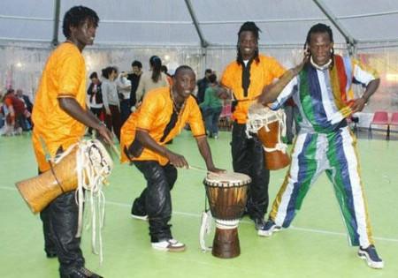 Senegalski glazbenici `Baye Goor Fall` ovog četvrtka `kod Špine` u Labinu