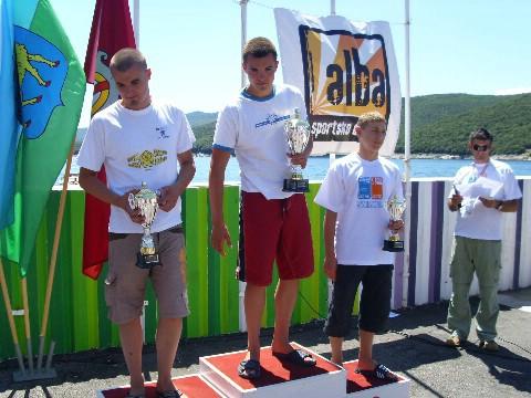 Četvrti plivački maraton - Rabac 2008 - glavna titula otišla u Ljubljanu