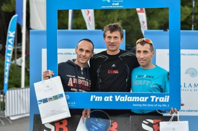 Drugi Valamar trail okupio 310 trkača