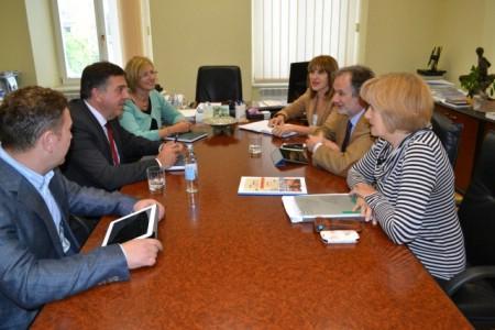 Nastavak dobre suradnje Grada Labina i Talijanske Unije iz Rijeke