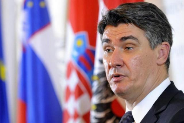 Zoran Milanović sutra u Labinu