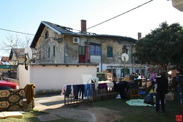 Za dan dva počinje čišćenje zgrade izgorjele u požaru u Vinežu