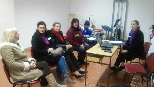 Udruga Dodir nade organizira edukaciju za volontere