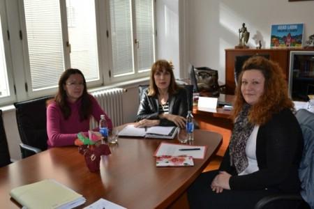 Susret predstavnika Grada Labina i Savjeta mladih Grada Labina
